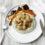 Kermainen possukastike ja persiljainen perunamuusi