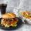 Pulled Macho Burger ja tuunatut ranskalaiset